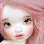 Elleki in fair, faceup by Mjusi