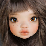 Ellekis first faceup made by Mjusi