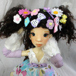 Candy princess dress for Tobi by Meadowdolls