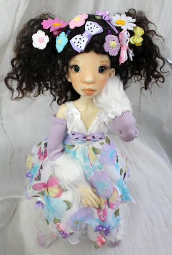 dress by meadowdolls
