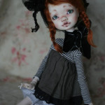 Naturall faceup by Helliantas on Meadowdolls Elleki