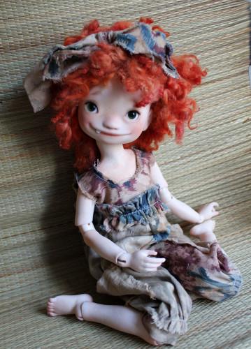 meadowdolls by Mjusi sculpt