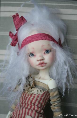 white freckles faceup by Helliantas on Elleki